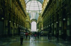 Paisagem Urbana/Galeria Victor Emanuel II - Milão