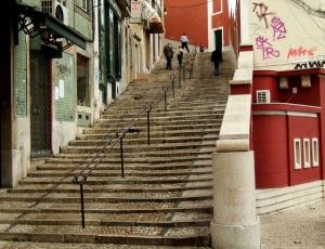 Outros/Escadas de Lisboa
