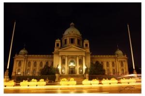 Outros/Belgrado, noite