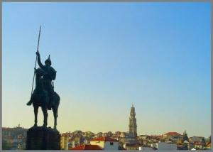 /o Porto visto da Sé