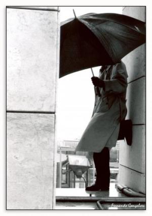 /Entre a chuva