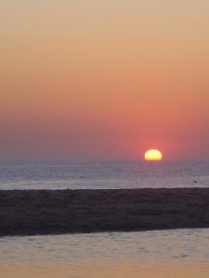 /O nosso pôr do sol.....
