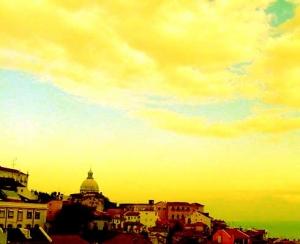 Arte Digital/Um olhar apaixonante sobre Lisboa