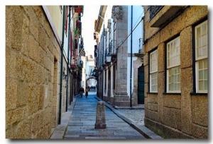 /A rua da Oliveira