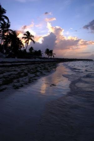 /Fim de tarde no Caribe
