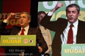 /Legislativas - Campanha Eleitoral