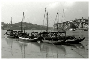 /Rabelos no Douro