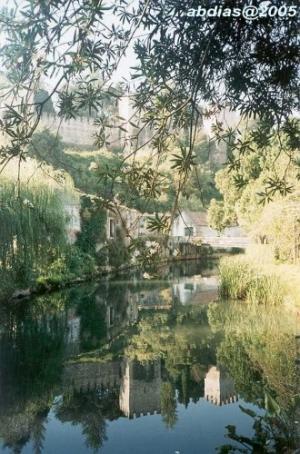 /O rio e o castelo