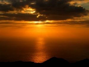 /0007-Um por do sol nas Cumeeiras