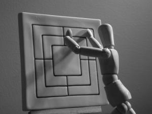 /O Dia Em Que Me Perdi Num Labirinto