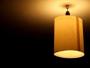 Abstrato/Luz de papel