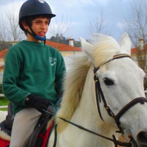 Desporto e Ação/A cavalgar até ao infinito
