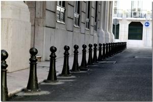 Paisagem Urbana/...em fila