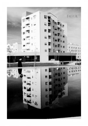 Paisagem Urbana/Reflexo de uma alma urbana