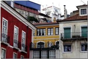 Paisagem Urbana/As cores de Lisboa 1