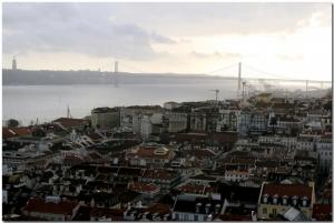 Paisagem Urbana/As cores de Lisboa 2