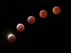 Arte Digital/Eclipse da Lua