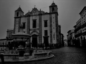 História/Praça do Geraldo - Évora