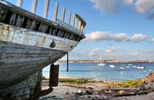 Gentes e Locais/Barco Velho