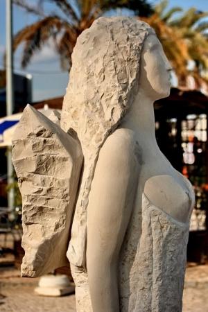 Gentes e Locais/Escultura