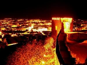 Paisagem Urbana/Calor Nocturno