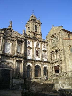 História/Igreja de São Francisco - Porto