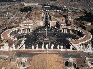 /Vaticano - No topo
