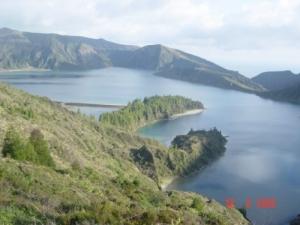 /Lagoa do fogo-Açores