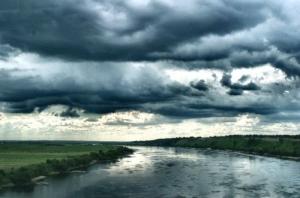 /Um rio..algures