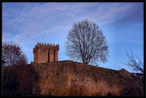 """/"""" Castelo de Chaves """""""