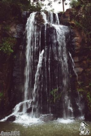 Paisagem Natural/Vidas como a água...