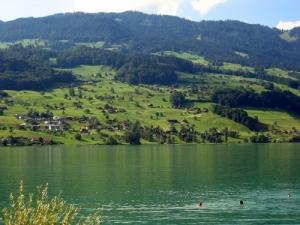 /A caminho de Interlaken