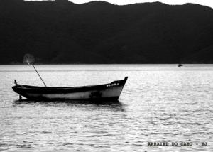 /Velho barco de um pescador