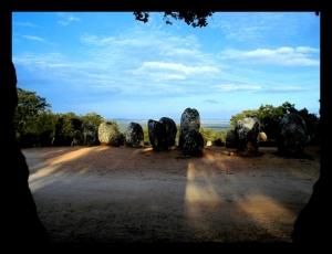 História/Cromeleque dos Almendres