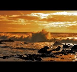 Paisagem Natural/O encanto do mar