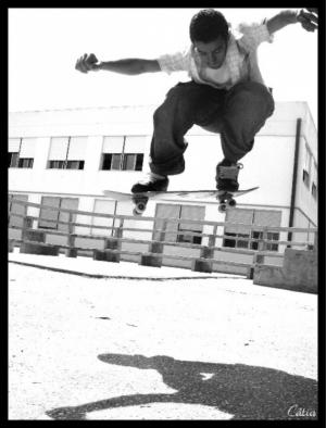 Desporto e Ação/Salto de Skate