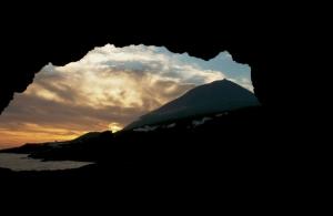 Paisagem Natural/Vista da Caverna...