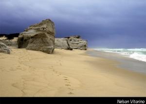 Paisagem Natural/Pela praia...
