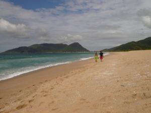 Gentes e Locais/Pela praia...