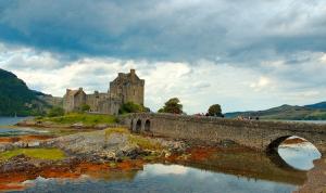 /Eilean Donan Castle (Escócia)