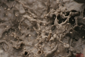 Abstrato/Natural Boiling Mud