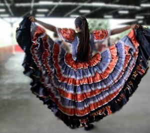 Espetáculos/As roupas da Quadrilha