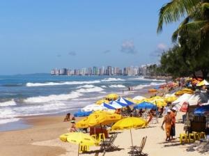 Paisagem Urbana/Praia da Boa Viagem