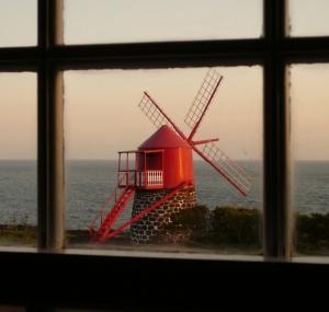 Gentes e Locais/Da janela do quarto...