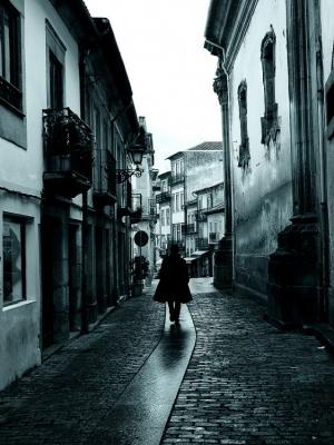 Paisagem Urbana/...abandono os sonhos nas ruas desertas