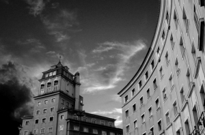 Paisagem Urbana/Curves