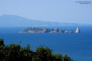 Paisagem Natural/Com vista para o Mediterrâneo