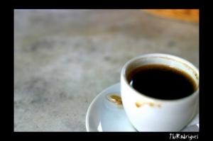 Outros/Um café e pouca profundidade de campo.