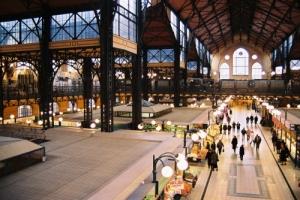 /Market Place - Budapeste