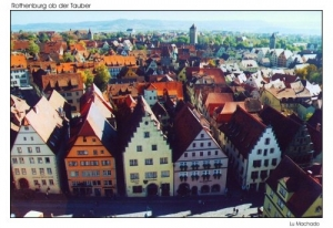 /Rothenburg do alto!